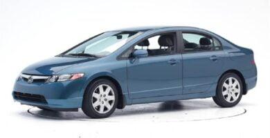 Manual Honda Civic gx 2006 de Propietario