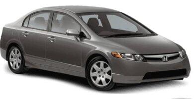 Manual Honda Civic Sedan 2009 de Propietario