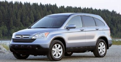 Manual Honda CR-V 2009 de Propietario