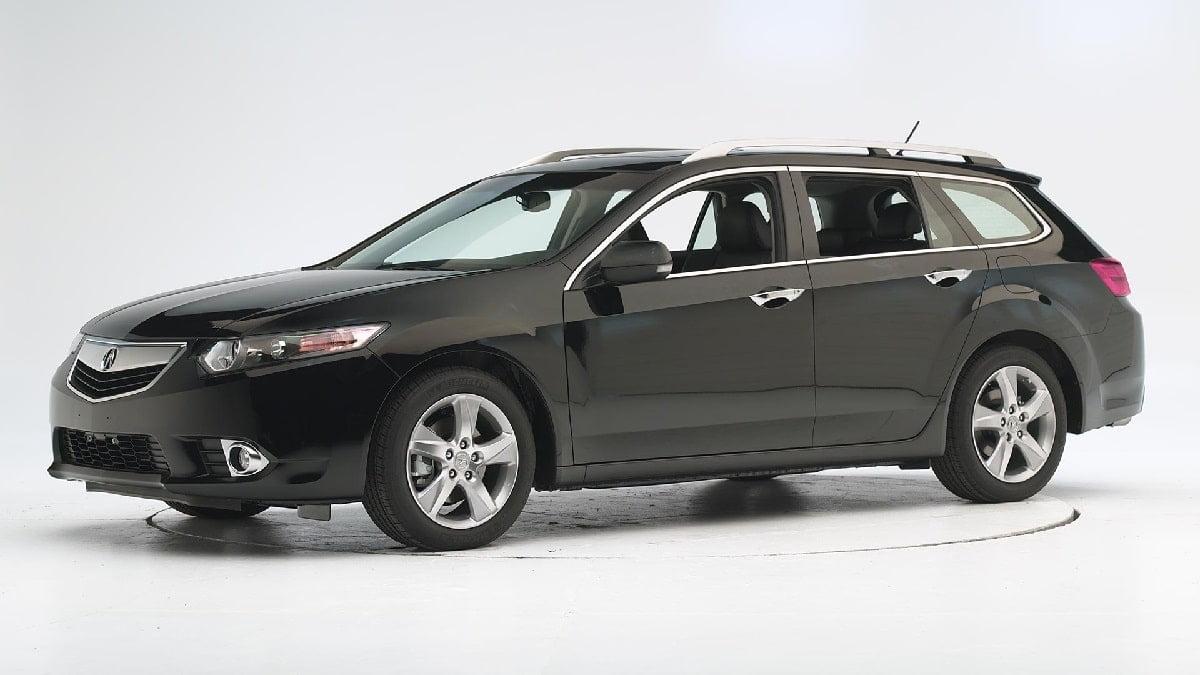 Manual Acura TSX 2012 de Propietario