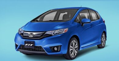 Manual Honda Fit 2017 de Propietario