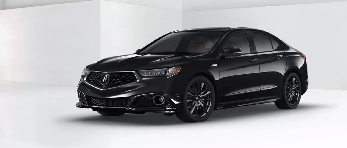 Manual Acura TLX 2019 de Propietario