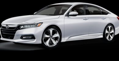 Manual Honda Accord Sedan 2019 de Propietario