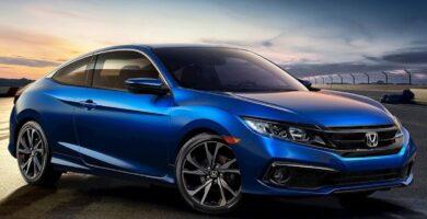 Manual Honda Civic Coupe 2020 de Propietario