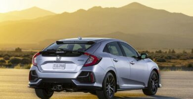 Manual Honda Civic Hatchback 2020 de Propietario