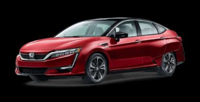 Manual Honda Clarity Fuel 2020 de Propietario