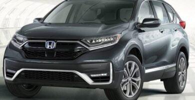 Manual Honda CR-V Hybrid 2020 de Propietario