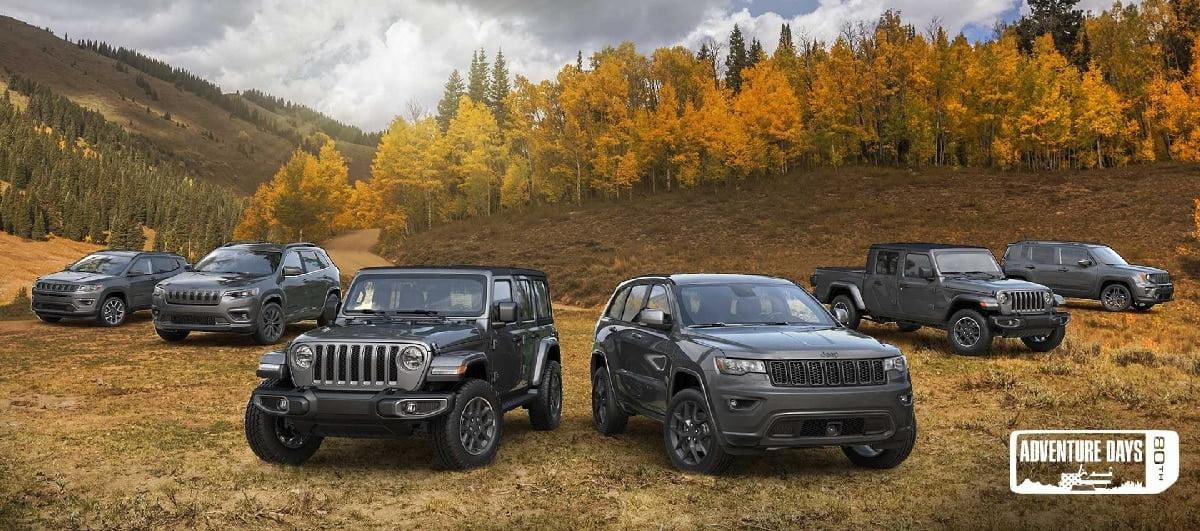 Descargar Manuales de Propietario Jeep