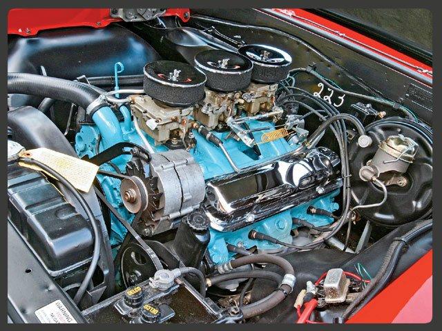 Motor Pontiac