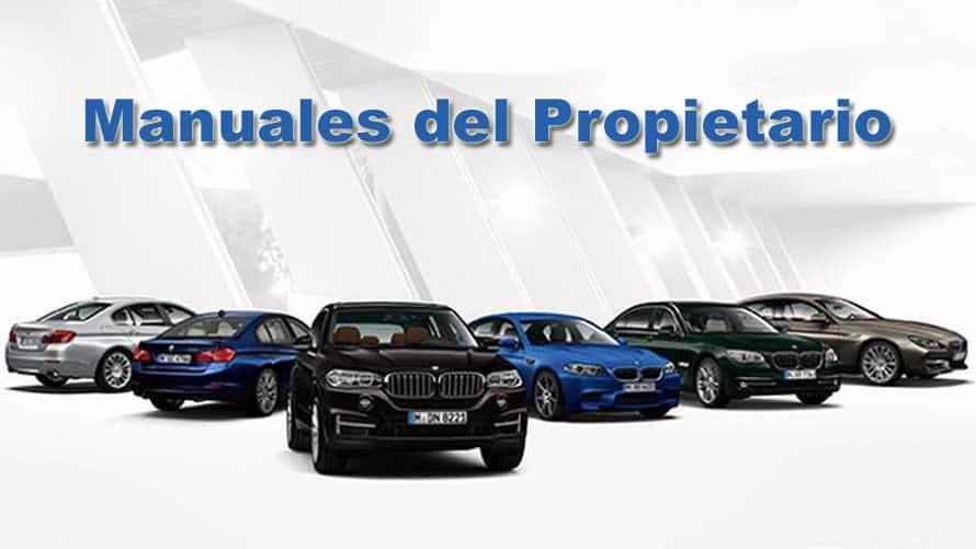 Descarga Manuales de Propietario BMW Gratis