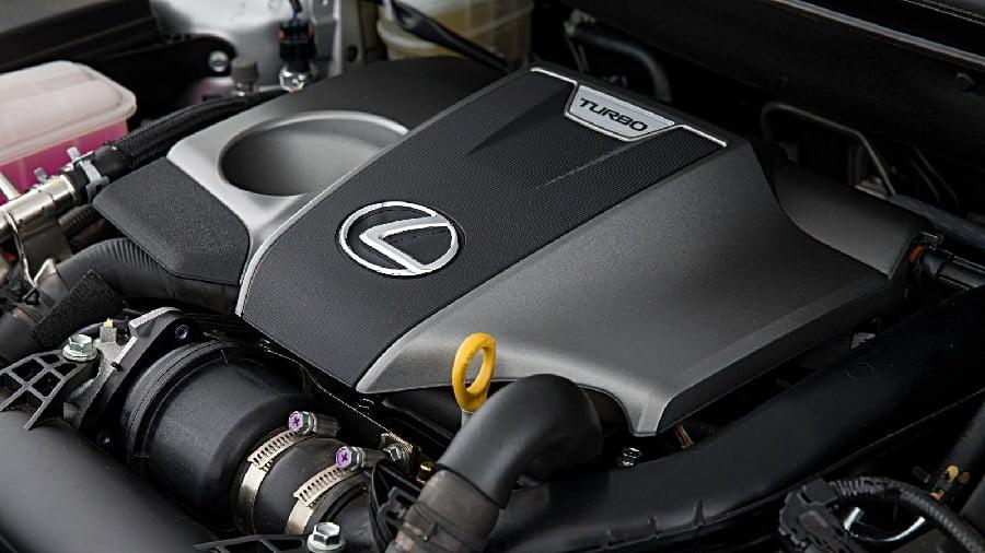 Motor Lexus