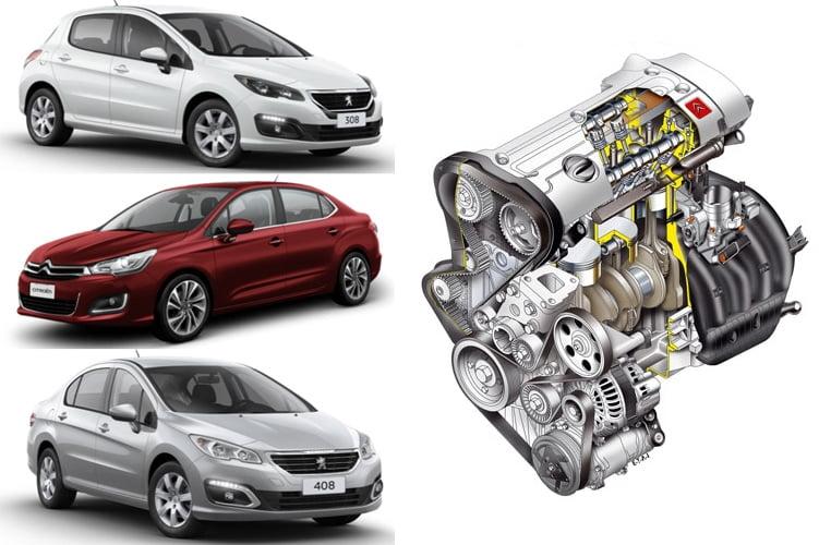 Motor Peugeot