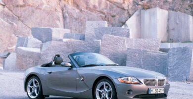 Manual BMW 3.0i Roadster 2003 de Propietario