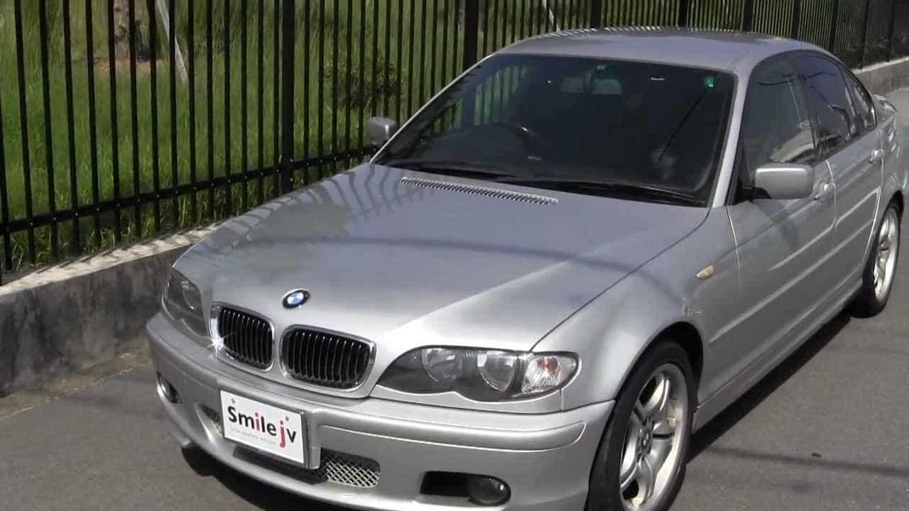Manual BMW 320i 2002 de Propietario