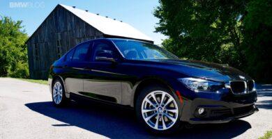 Manual BMW 320i xDrive Sedan 2016 de Propietario
