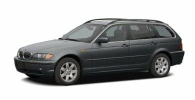 Manual BMW 325i Sports Wagon 2005 de Propietario