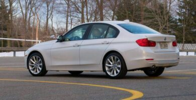 Manual BMW 328d Xdrive 2014 de Propietario