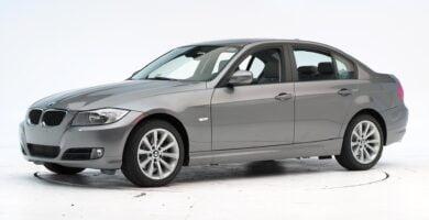 Manual BMW 328i Sedan 2011 de Propietario
