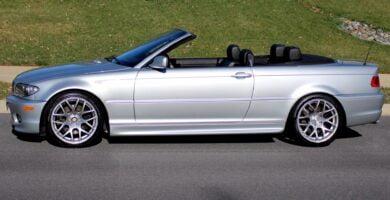 Manual BMW 330Ci Convertible 2004 de Propietario