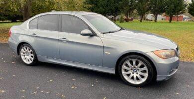 Manual BMW 335i Sedan 2008 de Propietario