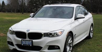 Manual BMW 335i Sedan 2014 de Propietario