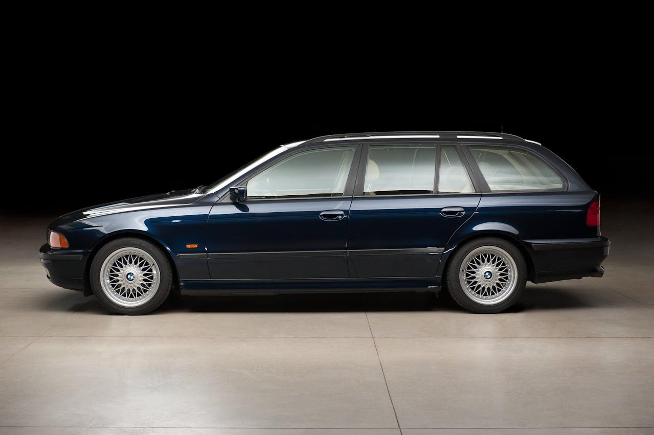 Manual BMW 528i Sport Wagon 2000 de Propietario