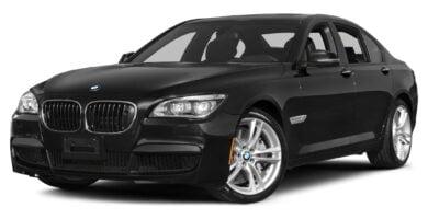 Manual BMW 750Li Sedan 2007-2015 de Propietario