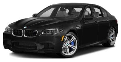 BMW M5 Sedan 2002-2016-u