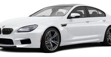 Manual BMW M6 Gran Coupe 2014-2015 de Propietario