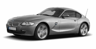 Manual BMW Z4 Coupe 3.0si 2007-2008 de Propietario