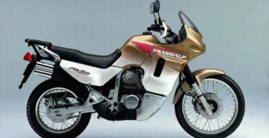 Manual Moto HONDA TRANSLAP 1997 de Propietario PDF GRATIS