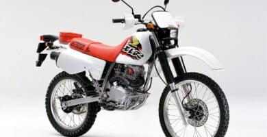 Manual Moto HONDA XLR 2000 de Propietario PDF GRATIS