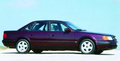 Manual AUDI 100 1994 de Reparación Descarga GRATIS