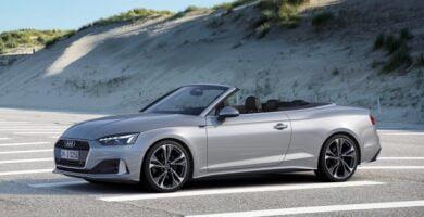 Manual AUDI Audi Cross Cabriolet 2020 de Reparación Descarga GRATIS