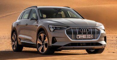 Manual AUDI Audi E-Tron 2019 de Reparación Descarga GRATIS