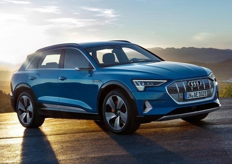 Manual AUDI Audi E-Tron 2020 de Reparación Descarga GRATIS