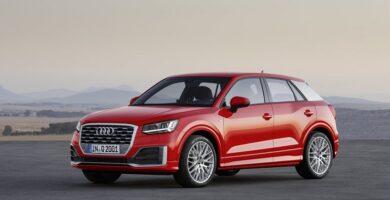 Manual AUDI Audi Q2 2017 de Reparación Descarga GRATIS