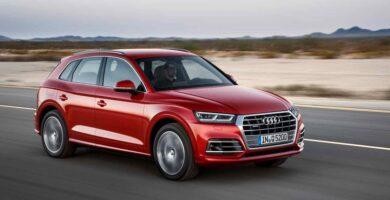 Manual AUDI Audi Q5 2017 de Reparación Descarga GRATIS