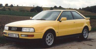 Manual AUDI Quattro 1990 de Reparación Descarga GRATIS