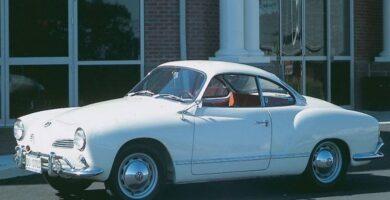 Manual VOLKSWAGEN Karmann Ghia 1963 de Taller y Mantenimiento GRATIS