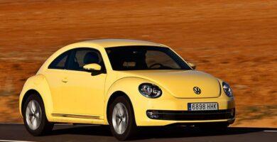 Manual VOLKSWAGEN New Beetle 2012 de Taller y Mantenimiento GRATIS