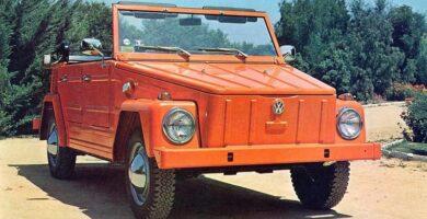 Manual VOLKSWAGEN Safari 1971 de Taller y Mantenimiento GRATIS